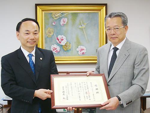 「NPO法人日本パラリンピック支援機構」に寄付